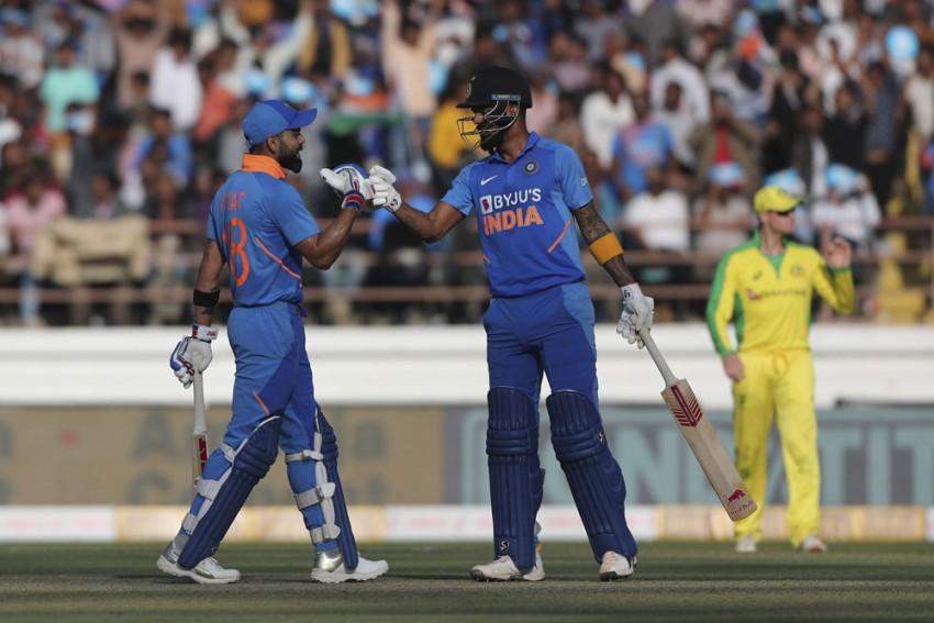 India Vs Australia, 3rd ODI: Virat Kohli Compares KL Rahul To Rahul Dravid