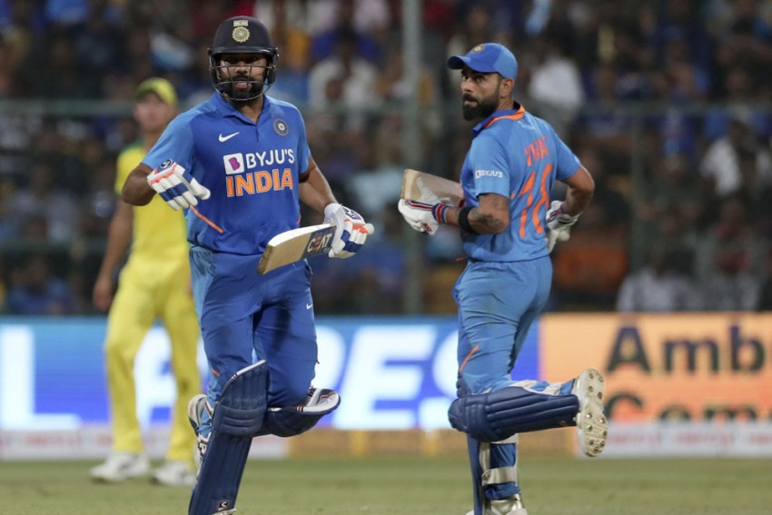 ICC ODI Cricket Rankings: Virat Kohli, Rohit Sharma Take Top Batting Slots; Jasprit Bumrah Leads Among Bowlers