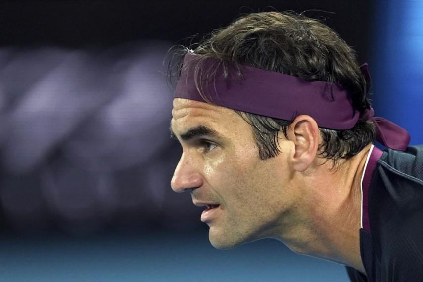 Australian Open 2020 Roger Federer Serena Williams Duck