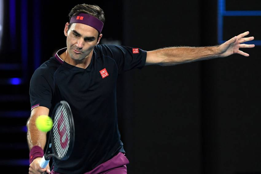 Australian Open 2020: Roger Federer In Sublime Form In First-Round Win
