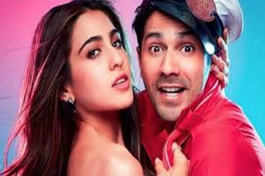 Varun Dhawan And Sara Ali Khan To Dance To Govinda And Karisma Kapoor's Husn Hai Suhana For Coolie No 1