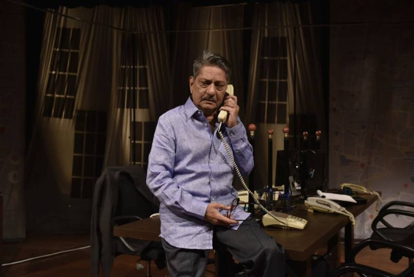 Amol Palekar's Return To Theatre After 25 Years