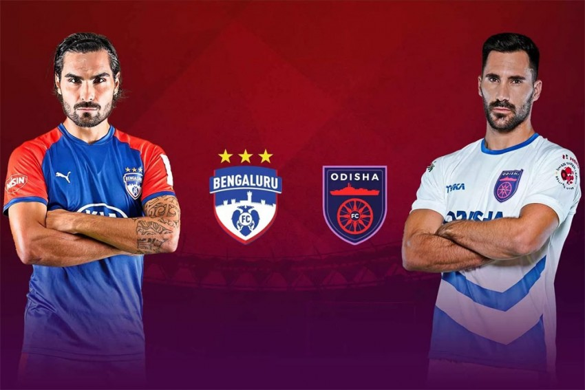 ISL: Top Spot Up For Grabs As Wounded Bengaluru FC Host High-Flying Odisha FC