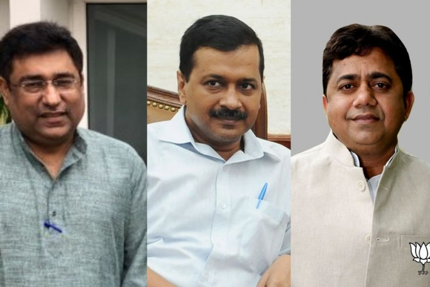 Delhi Polls: CM Arvind Kejriwal To Fight BJP's Sunil Yadav, Congress's Romesh Sabharwal