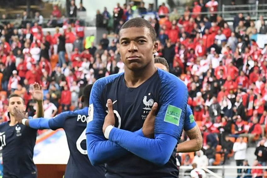 Kylian Mbappe Dreams Of 'Champions League, Euro 2020 And Olympic Treble'