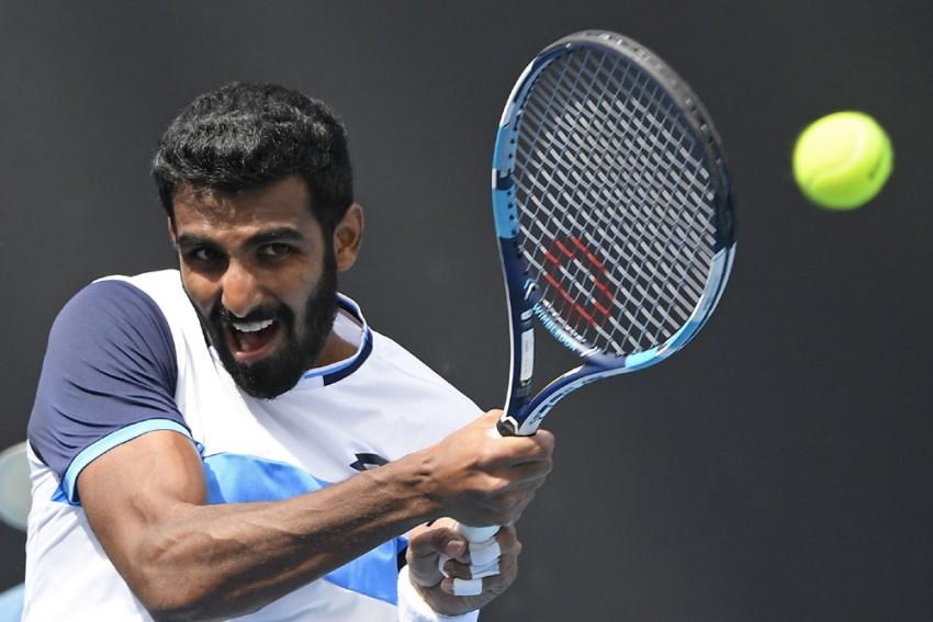 Australian Open: No Novak Djokovic Encounter For Prajnesh Gunneswaran, Crashes Out In Opening Round