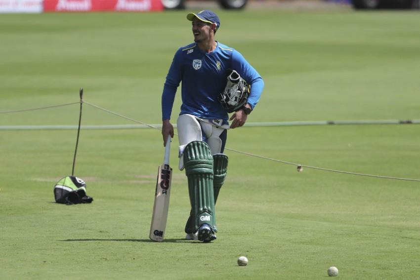 SA Vs ENG: Quinton De Kock Named South Africa ODI Captain, Faf Du Plessis Not In Squad