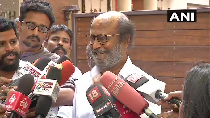 The Story That Has Stirred Rajinikanth's Darbar