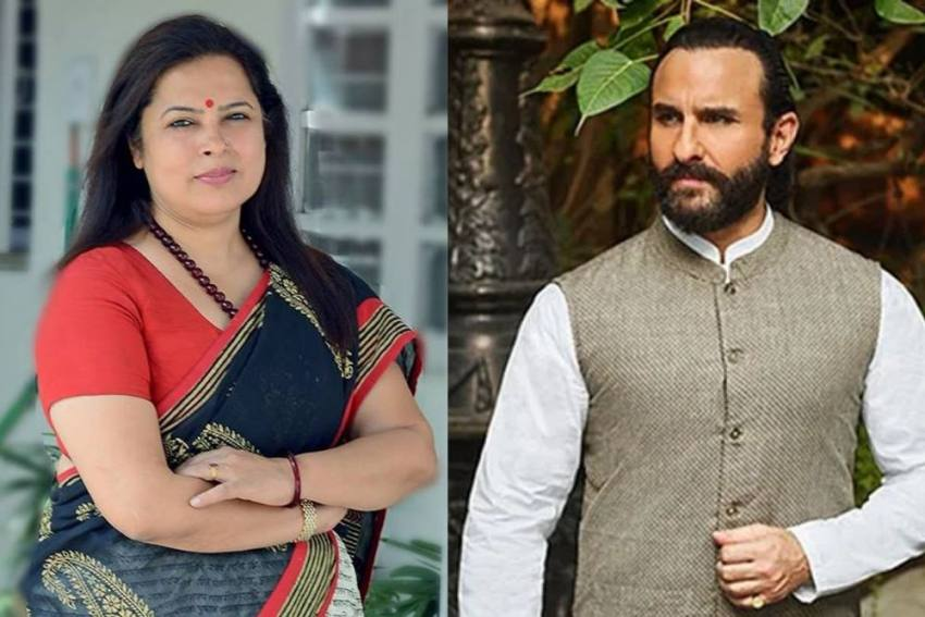 'Even Turks Find Taimur Brute': BJP's Meenakshi Lekhi On Saif Ali Khan's 'Concept Of India' Remark