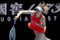 Australian Open 2020: Maria Sharapova's Grand Slam Woes Continue, Suffers Earliest Melbourne Exit In A Decade