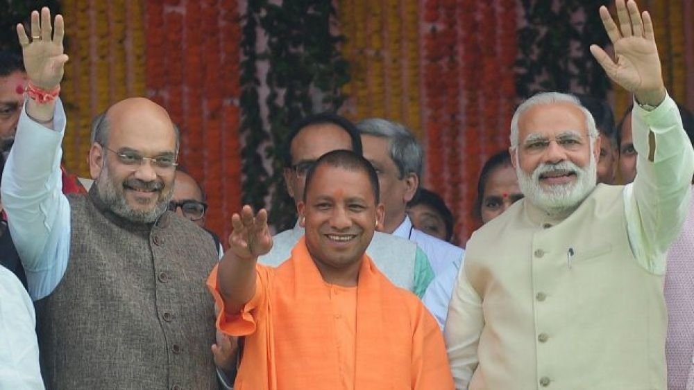 Delhi Elections: CMs, Union Ministers Feature In BJP's List Of Star Campaigners
