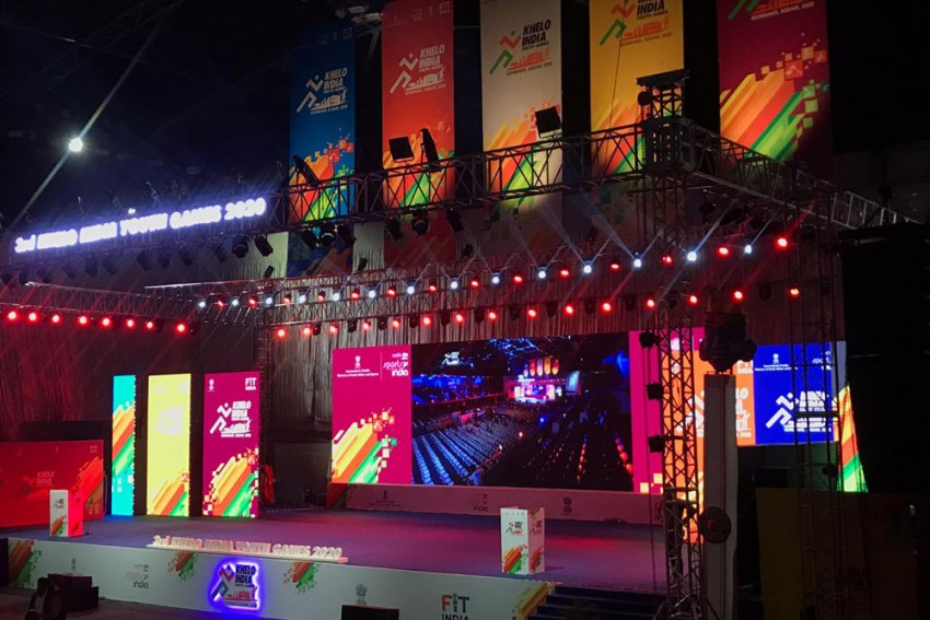 Khelo India Youth Games: Maharashtra Champions As Third Edition Comes To An End With Glitzy Ceremony