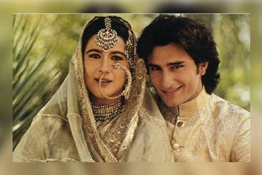 Saif Ali Khan Opens Up On His Divorce With Amrita Singh And Breaking The News To Sara & Ibrahim