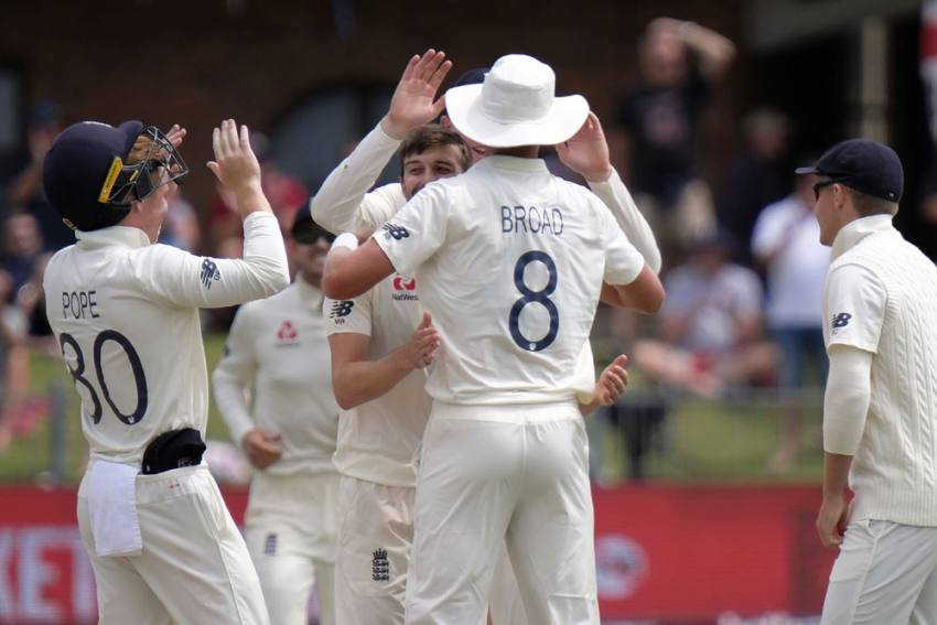 4th Test: England Look To Seal Series Vs South Africa