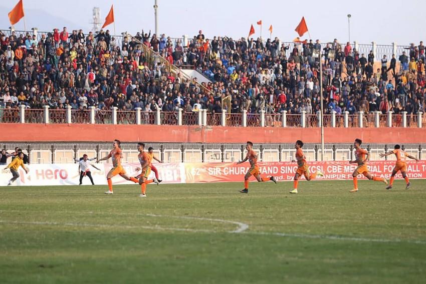 I-League 2019-20: NEROCA FC Aim To Build Momentum Vs Mohun Bagan