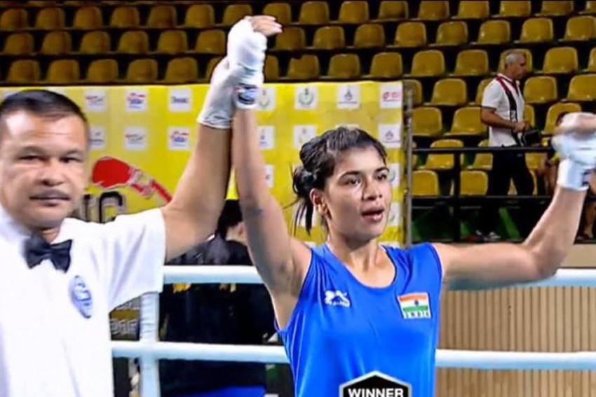 Strandja Memorial Boxing Tournament: Nikhat Zareen, Shiva Thapa Sail Into Quarterfinals