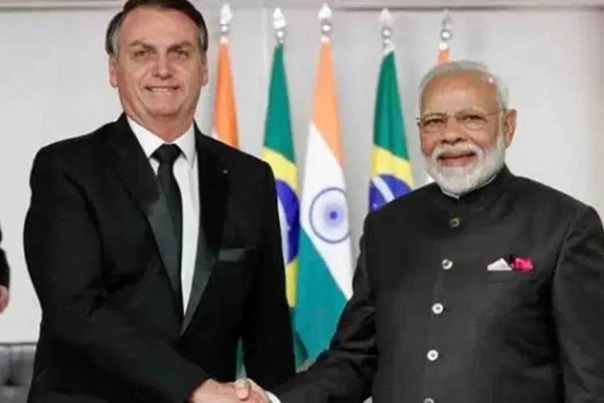 Brazil And India: Eventually Convergent?