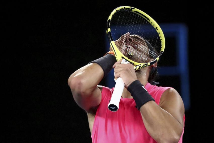 Australian Open 2020: Wasteful Rafael Nadal Gets Past Federico Delbonis