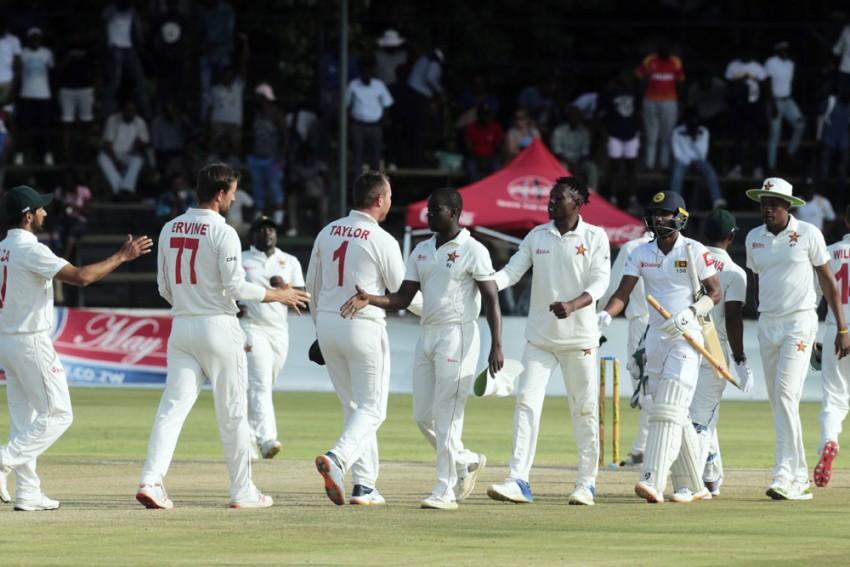 ZIM vs SL, 1st Test: Suranga Lakmal, Angelo Mathews Set Up Big Sri Lanka Win Against Zimbabwe