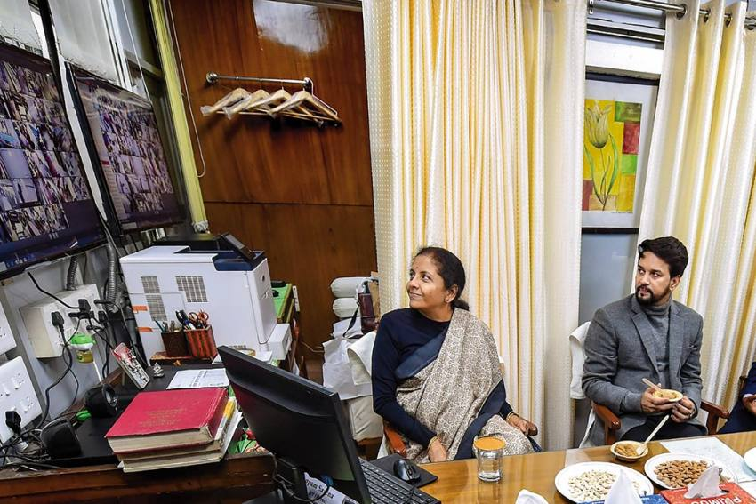 Union Budget 2020: What FM Nirmala Sitharaman Can Do To Pull Economy Out Of The Rut