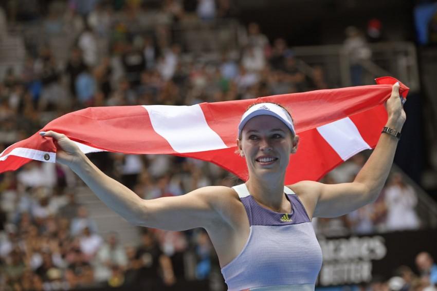 Australian Open 2020: Roger Federer, Novak Djokovic, Rafael Nadal Pay Tribute To Caroline Wozniacki