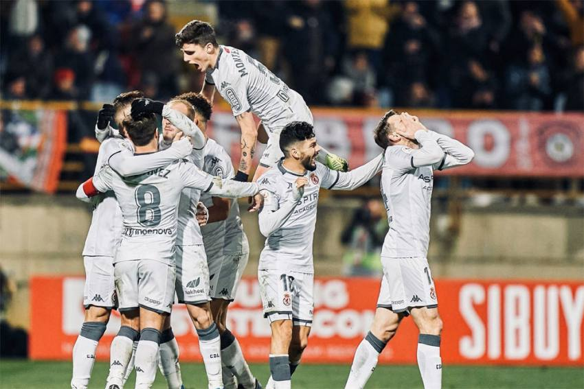Cultural Leonesa 2-1 Atletico Madrid (aet): Benito Inflicts Copa Del Rey Giant-Killing