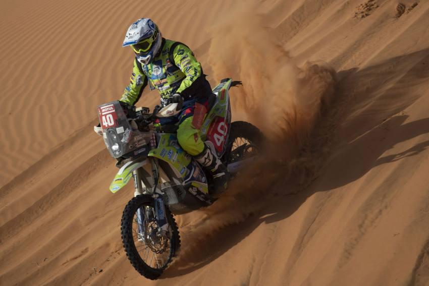 Dakar Rally: Dutch Biker Edwin Straver Dies After Saudi Crash