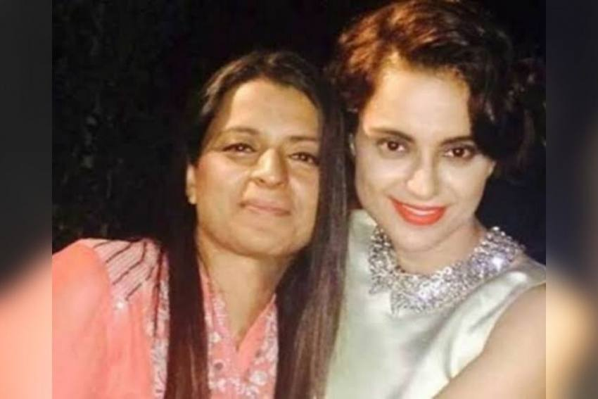 'Can Never Pay Back What You Did For Me': Rangoli Thanks Sister Kangana For Being Her Biggest Support After Acid Attack
