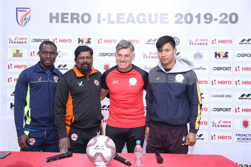 I-League: TRAU FC Look To Continue Winning Momentum Against Aizawl FC