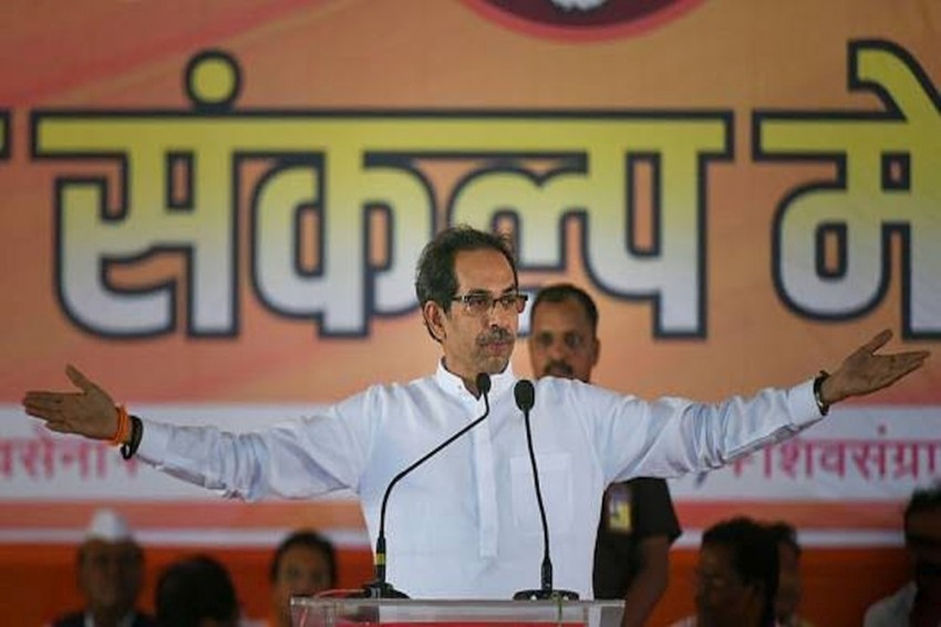 Have Found New Allies, But 'Saffron' Continues To Remain My Core: Uddhav Thackeray