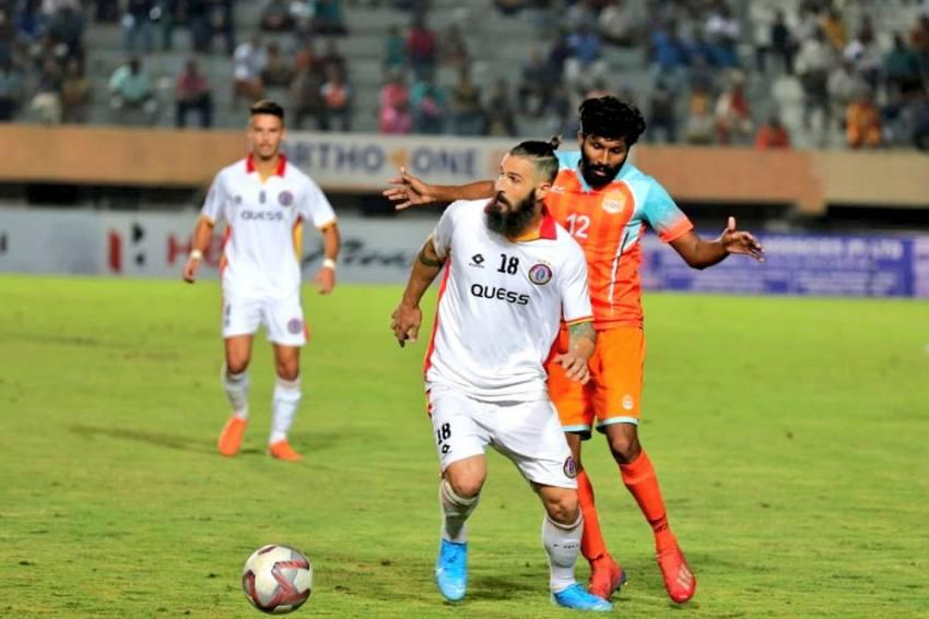 I-League: East Bengal Humble Defending Champions Chennai City