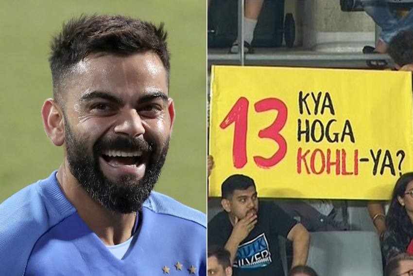 NZ Vs IND: Cricket Fans In New Zealand Probe Virat Kohli With Witty IPL Question, And Now Everyone Is Asking The Same Question
