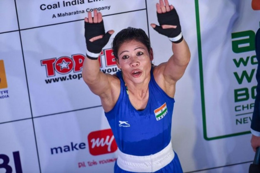 Padma Awards: Mary Kom To Be Conferred Padma Vibhushan, Padma Bhushan For PV Sindhu