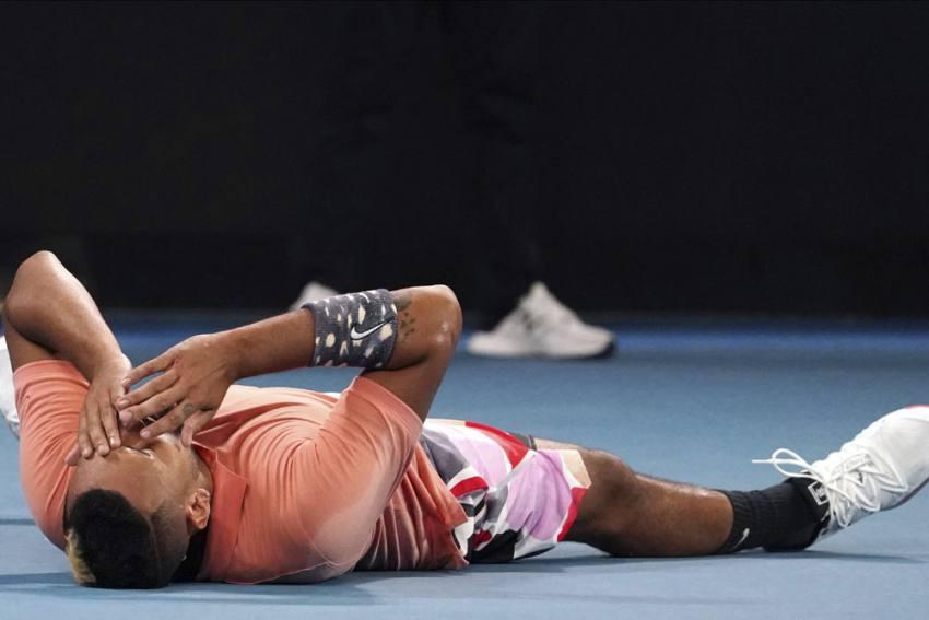 Australian Open: Nick Kyrgios Sets Up Rafael Nadal Showdown After Five-Set Thriller Against Karen Khachanov