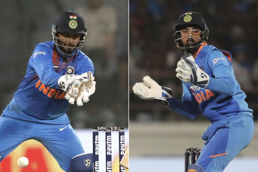 BCCI Boss Sourav Ganguly Opens Up On KL Rahul-Rishabh Pant Wicket-Keeping Debate