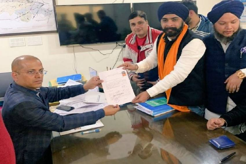 Delhi Elections: EC Notice To BJP's Tajinder Singh Bagga Over Campaign Song