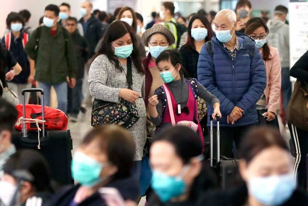 Coronavirus Outbreak: Death Toll In China Reaches 56, Confirmed Cases Near 2000