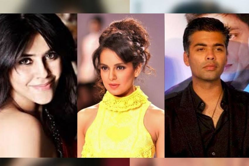 Ekta Kapoor, Kangana Ranaut, Karan Johar Recieve Padma Shri; Thank Fans, Friends On Social Media