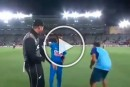 NZ Vs IND, 2nd T20I: Martin Guptill Swears In Hindi On Live TV, Rohit Sharma Runs For Cover - VIDEO
