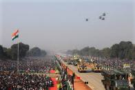 With Anti-Satellite Weapons System, Apache Choppers On Display, India Celebrates 71st Republic Day