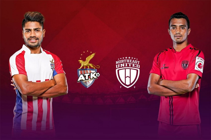 ATK vs NorthEast United Live Streaming: When And Where To Watch Indian Super League Football Match