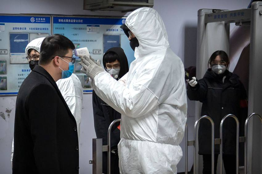 India Has To Trust China To Deal With Coronavirus Crisis, Can't Push Panic Button Yet