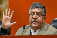 'Shaheen Bagh Using Indian Flag To Protect Those Who Want To Divide Country': Ravi Shankar Prasad