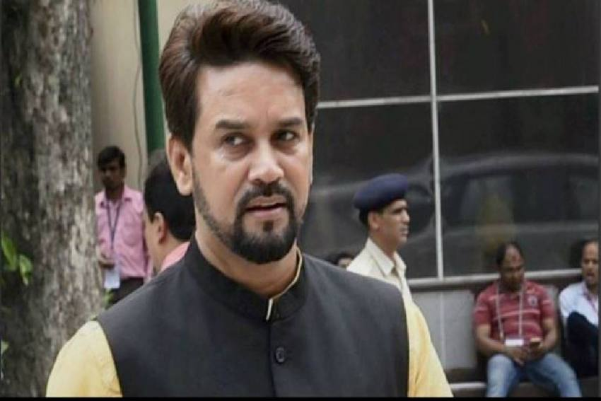 After Anurag Thakur's '<em>Goli Maaro...</em>' Slogan, Delhi Poll Officer Seeks Report