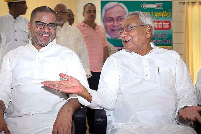 Amit Shah Asked Me To Induct Prashant Kishor Into JDU: Nitish Kumar