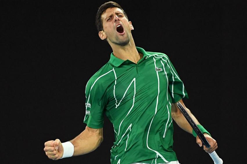 Australian Open 2020: Novak Djokovic Books Roger Federer Showdown After Dismissing Milos Raonic