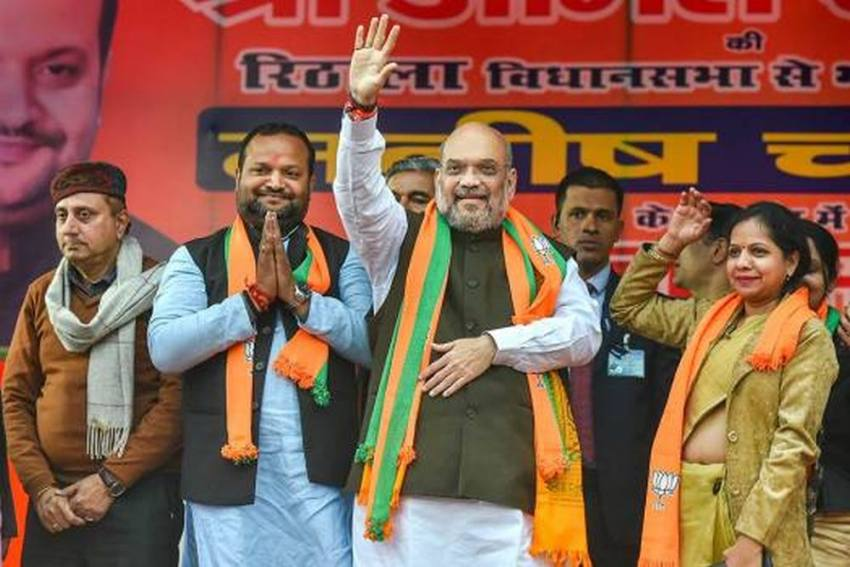 AAP Seeks 48-Hour Campaigning Ban On Amit Shah For Alleged 'Fake Video'
