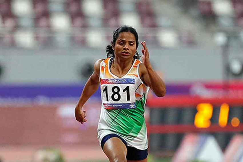 Dutee Chand Hopes To Qualify For Tokyo Olympics In February