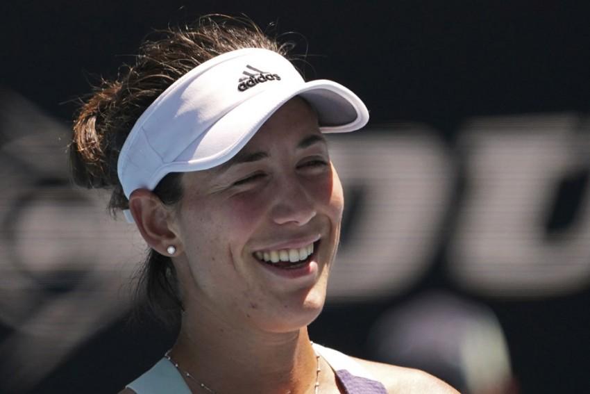 Australian Open 2020: Reborn Garbine Muguruza Masters Anastasia Pavlyuchenkova En Route To Semis Date With Simona Halep