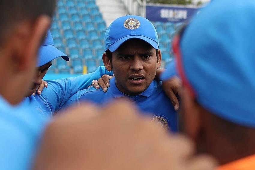 ICC U-19 Cricket World Cup: Kartik Tyagi Blows Australia Away, India Enter Semi-Final